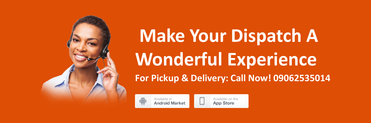 Pickup & Delivery Services in Lagos